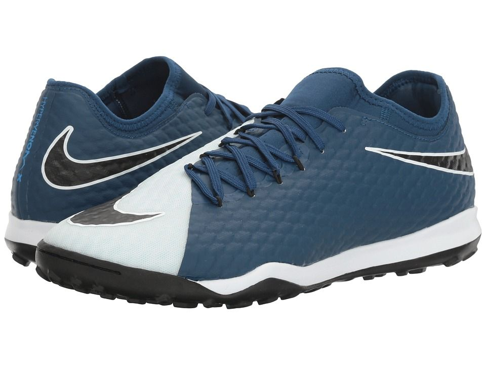 9aec83d8862 NIKE NIKE - HYPERVENOMX FINALE II TF (PHOTO BLUE BLACK CHLORINE BLUE) MEN S  SOCCER SHOES.  nike  shoes