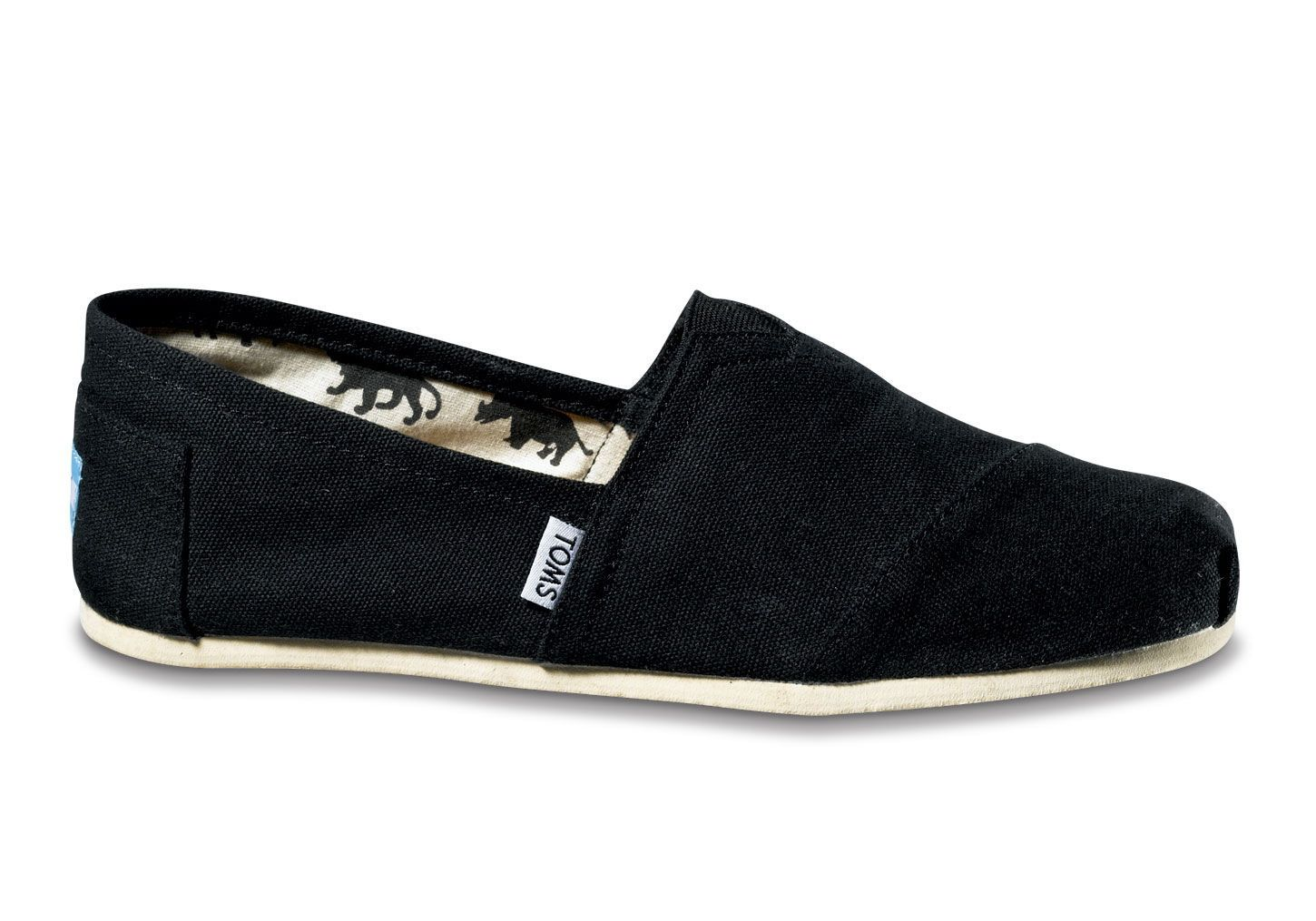 Black Canvas Men's Classics