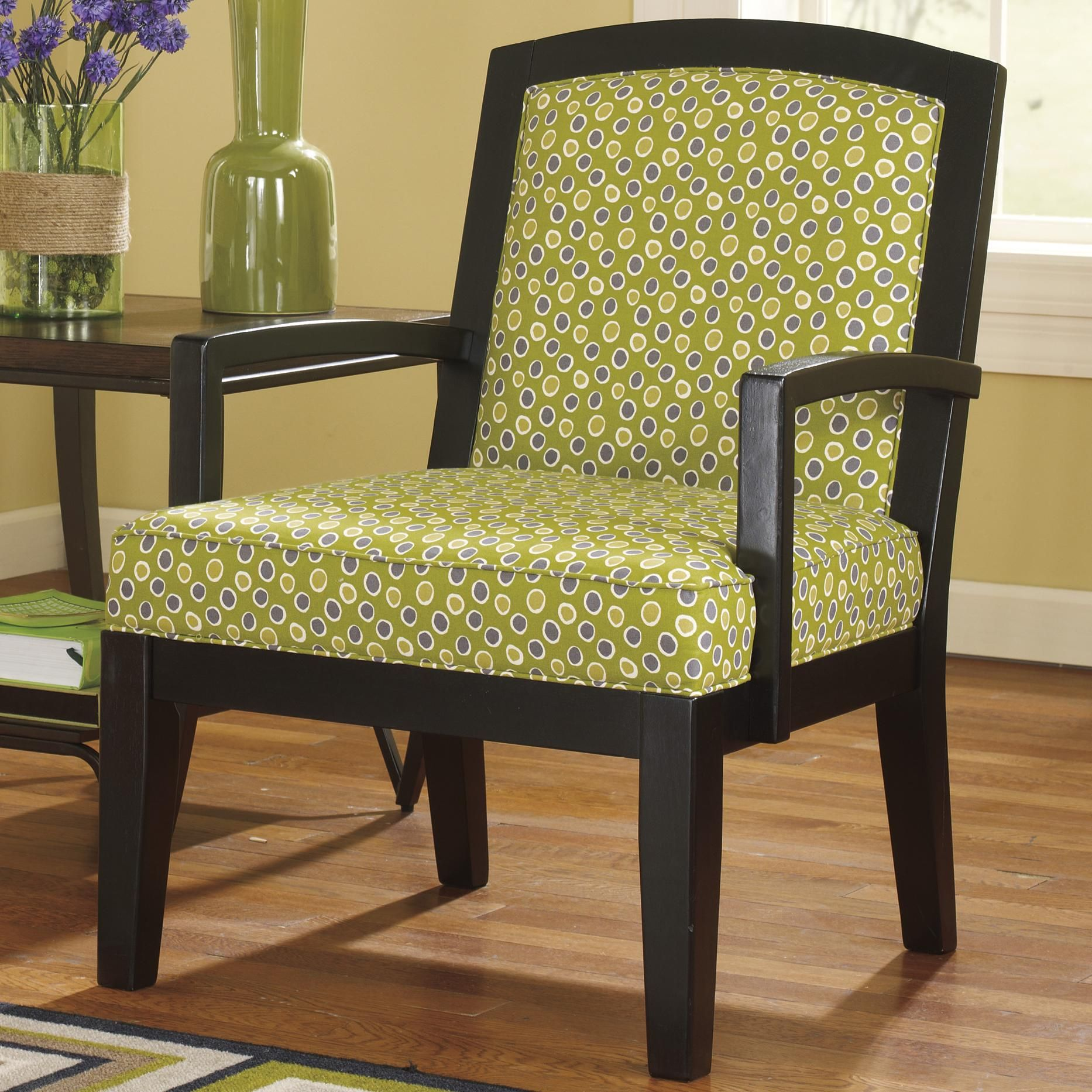 Nolana Accents Citron Accent Chair By Benchcraft Furniture Pinterest Chairs By And