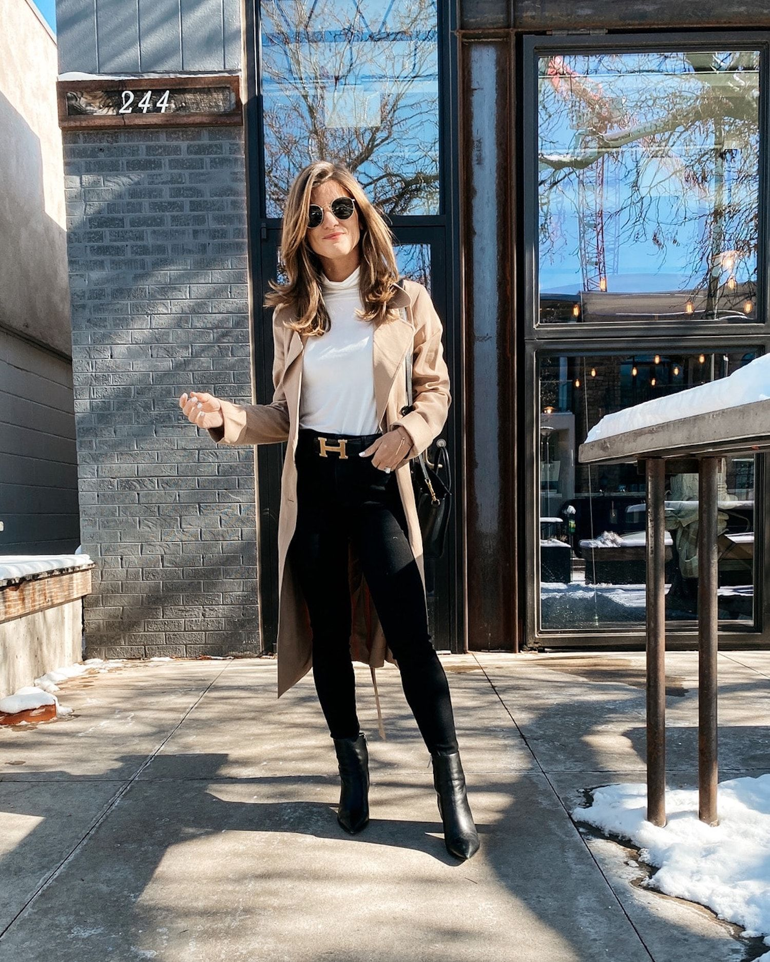 5 Winter Outfit Ideas • BrightonTheDay  Winter outfits, Formal