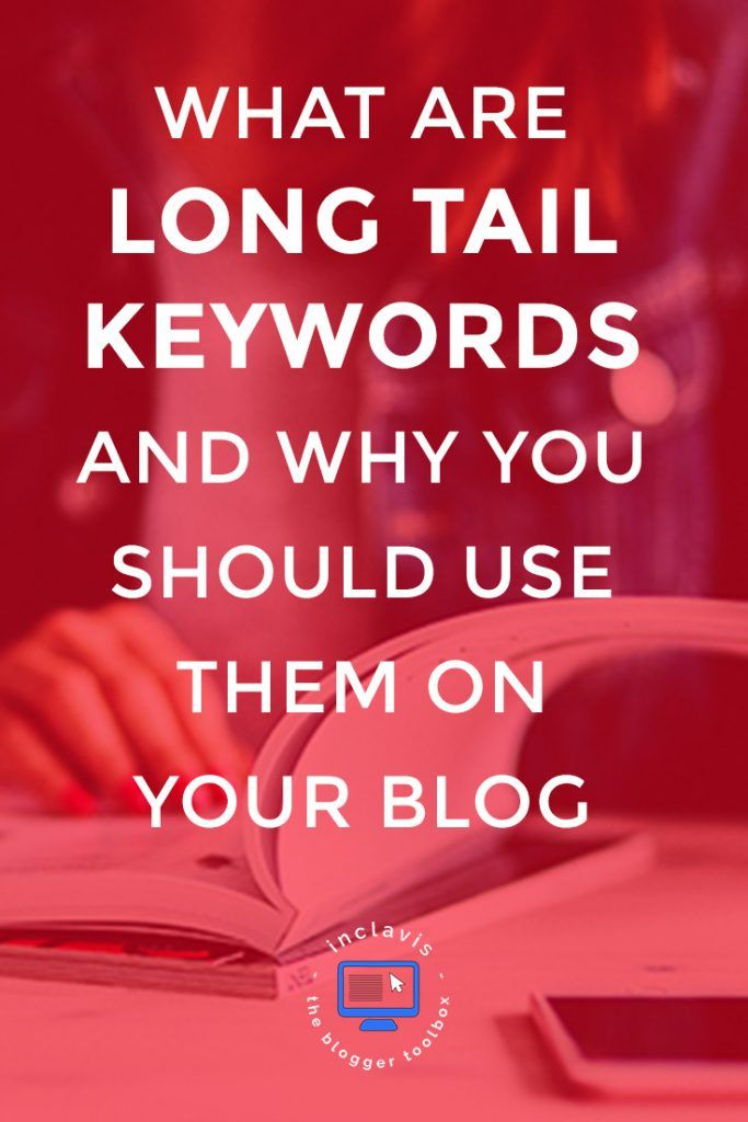 Do you know what long tail keywords are? The answer is very simple. This is longer keywords that will help you get more focused traffic on your blog.  It represents 70% of the search volume so stop waiting, click here and discover why you need to use it on your blog.