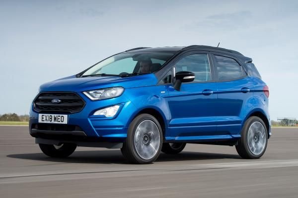 New Ford Ecosport St Line 2018 Review Ford Ecosport Ford