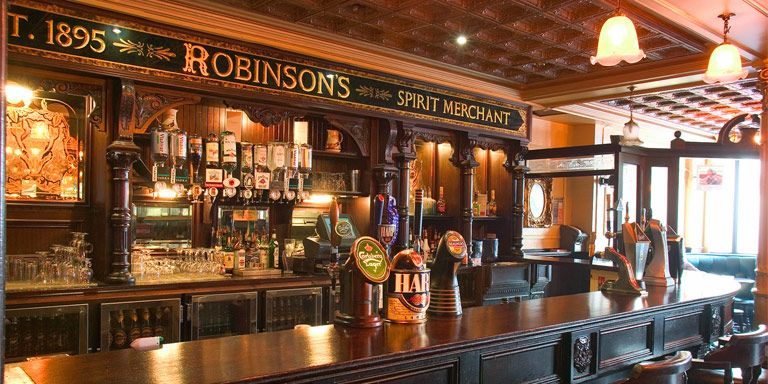 Pin by love irish pubs on irish pub interiors pinterest for Food bar belfast