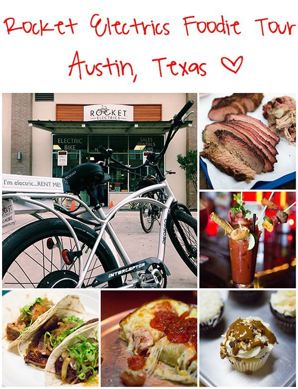 Visiting Austin Get on a Rocket Electrics Foodie Tour to eat your way around to Visiting Austin Get on a Rocket Electrics Foodie Tour to eat your way around to