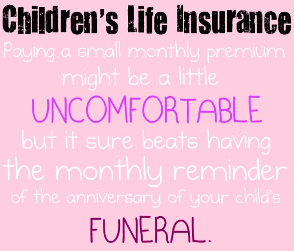 Best Life Insurance For Children