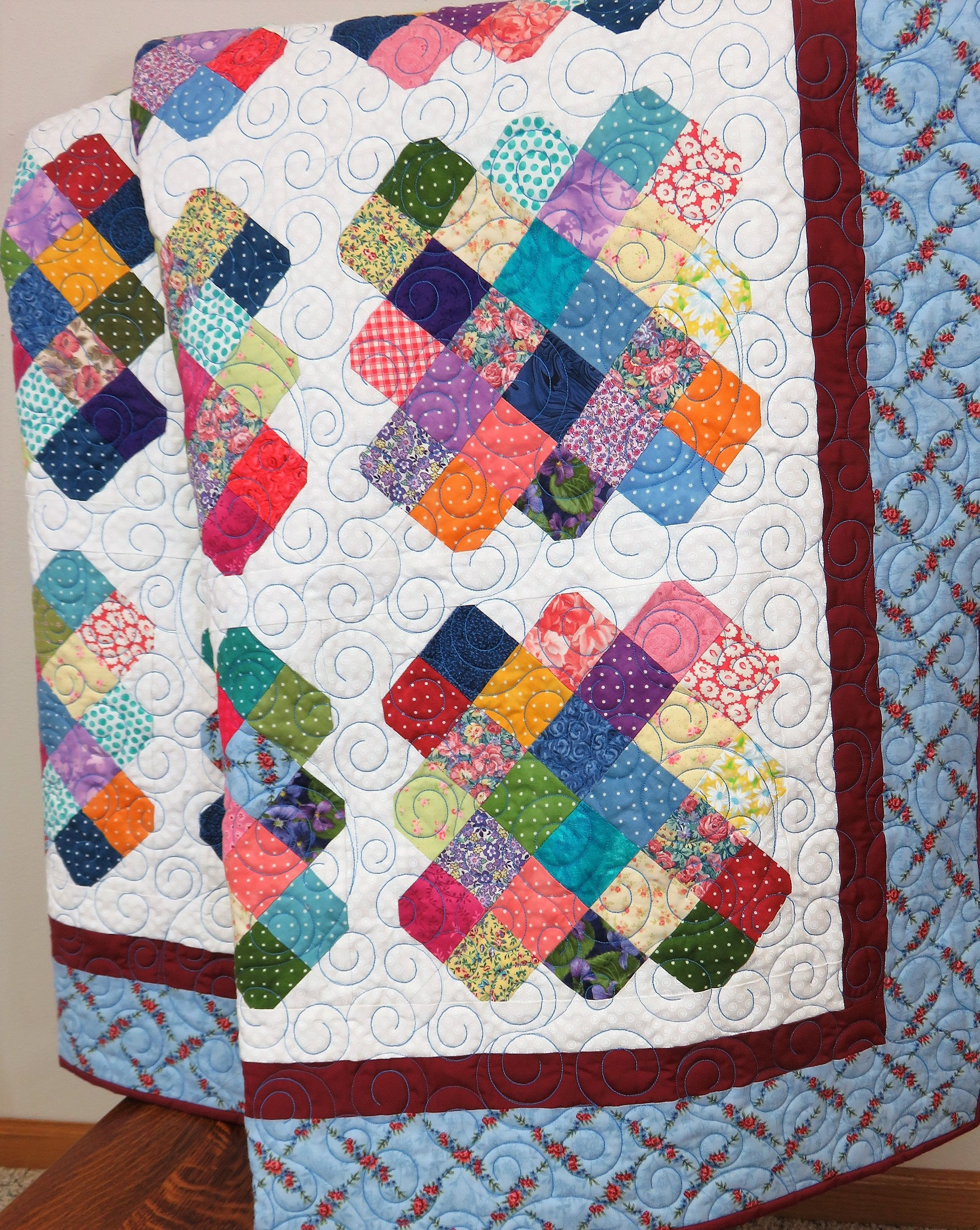 Handmade Quilt For Sale Twin Size Quilt Full Size Coverlet Double Quilt Queen Coverlet Large Blanket Throw Quilt Lap Blanket Floral In 2020 Handmade Quilts For Sale Handmade Quilts Quilts
