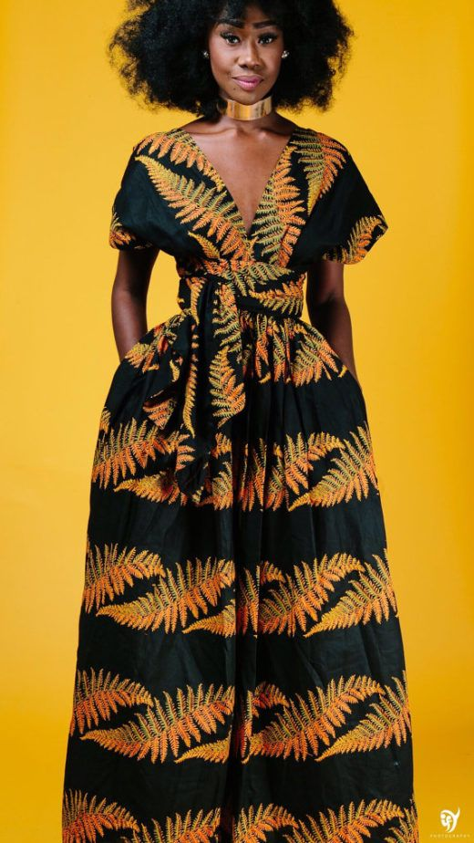 e88c6da7806 50+ Best African Print Dresses    where to get them