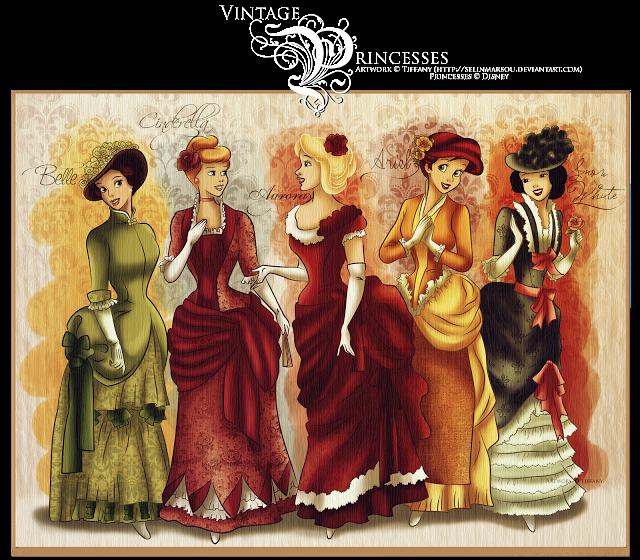 Delicia de Viver: Fashion Princess