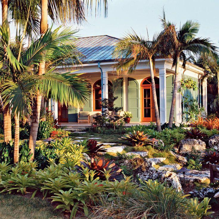10 Ways to Create a Backyard Oasis | Tropical beach houses ...