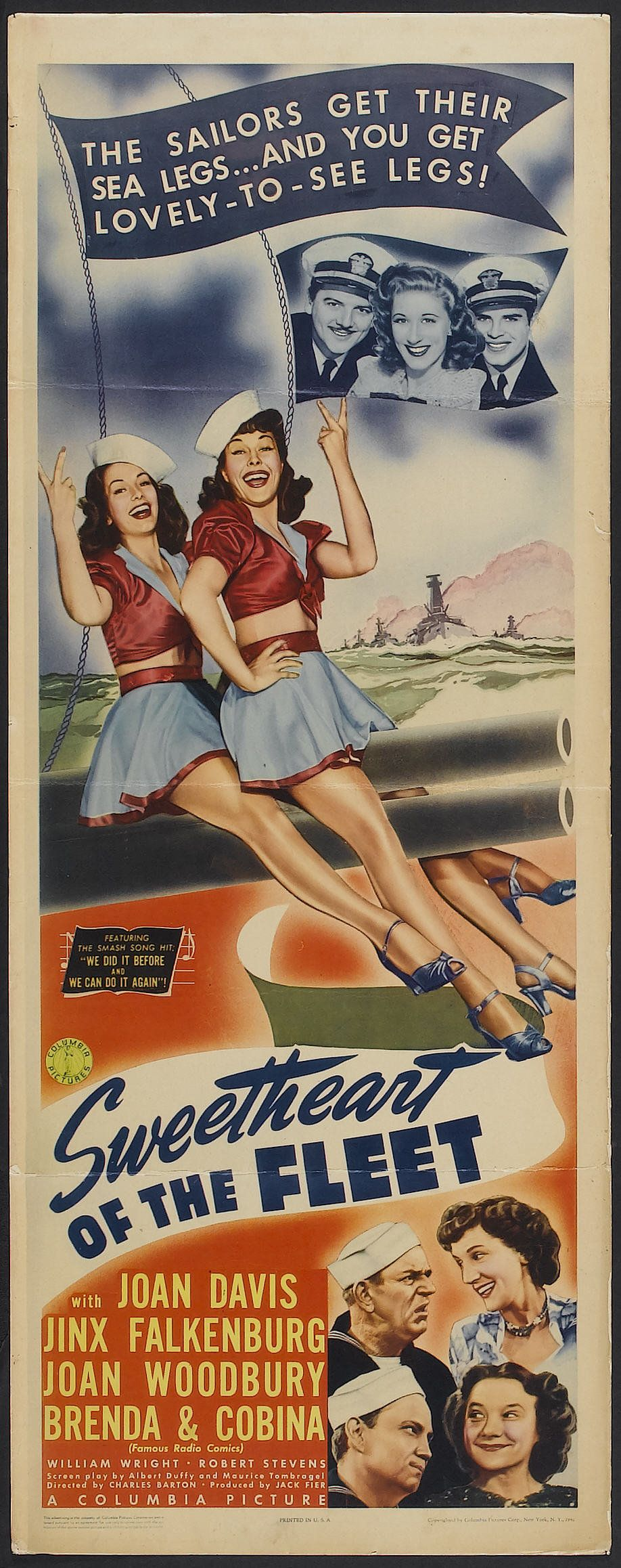 Watch Sweetheart of the Fleet Full-Movie Streaming