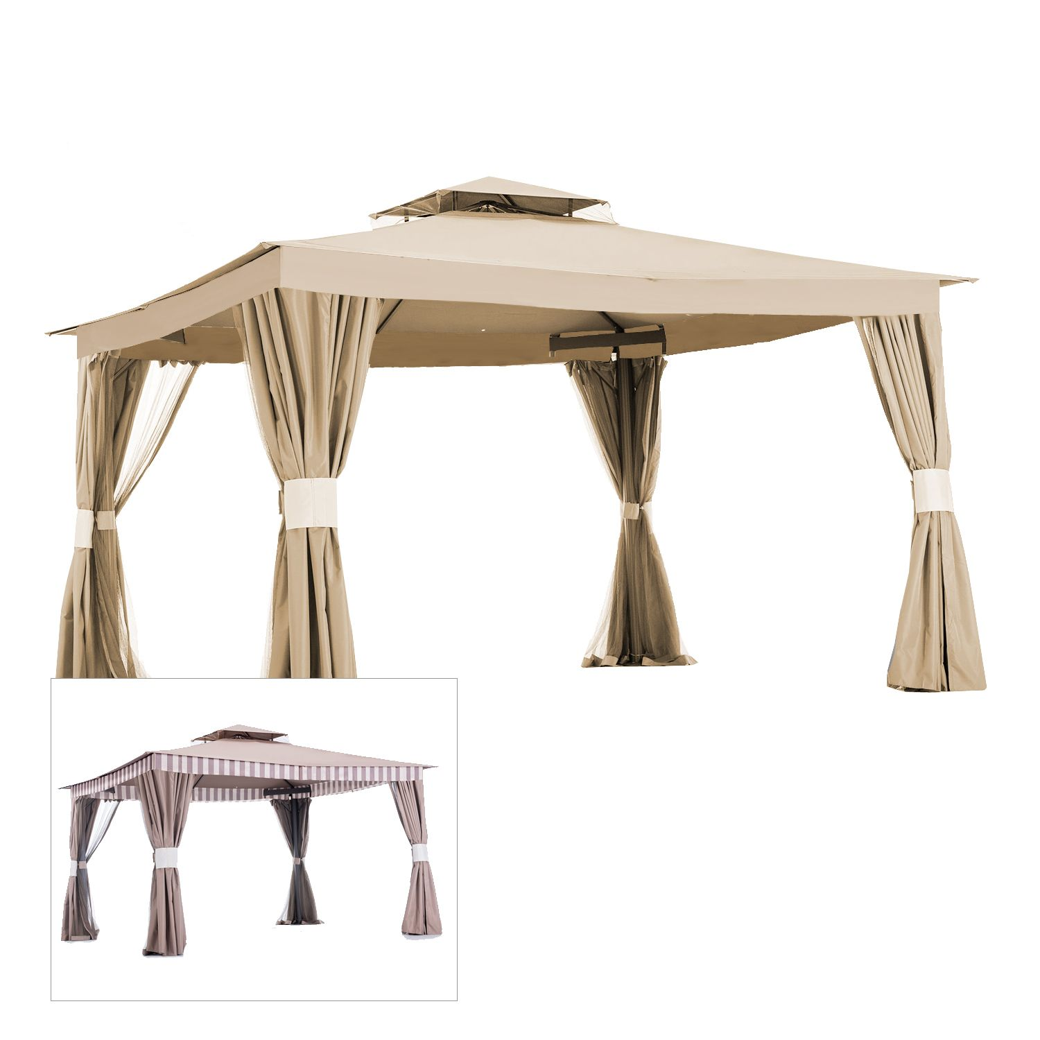 Install Best Gazebo Replacement Canopy Darbylanefurniture Com In 2020 Gazebo Replacement Canopy Gazebo Replacement Canopy