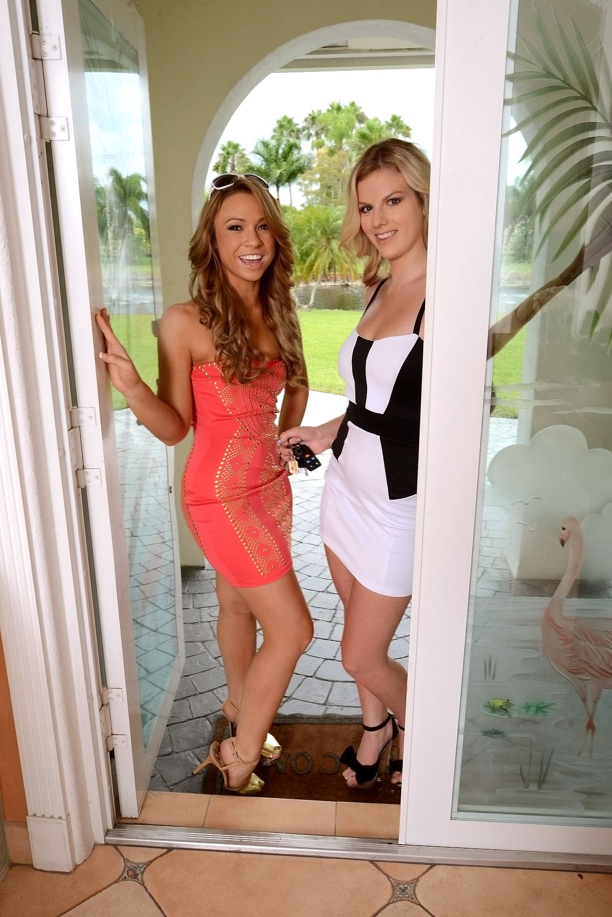 Katerina Kay And Sami St Clair