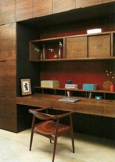 Mid Century Modern Home Office Qzgzszf : Eitnewhome.com | Interior .