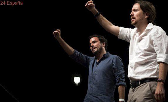 Iglesias y Garzón publican tuits de Carrero y piden a la Audiencia el mismo trato que a Cassandra