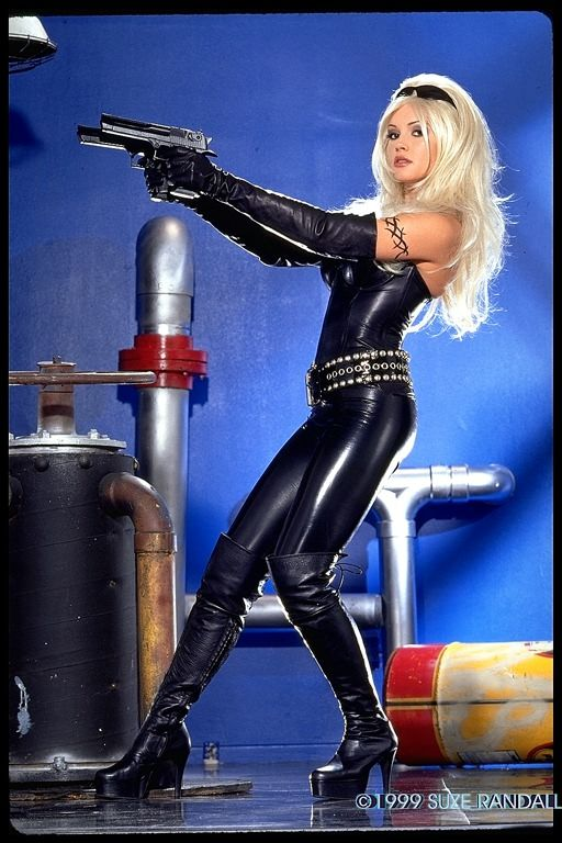 Barb Wire by suze randall | Cosplay | Pinterest