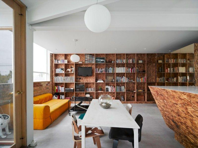 Fabuleux 11 idées d'aménagement & mobilier déco en OSB | Osb, Aménagement  YR35