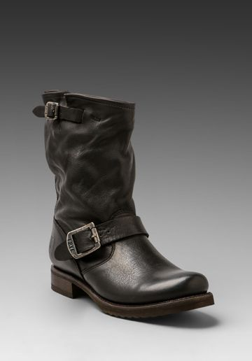 Frye Veronica Short in Black love a good Fry boot - I want brown.