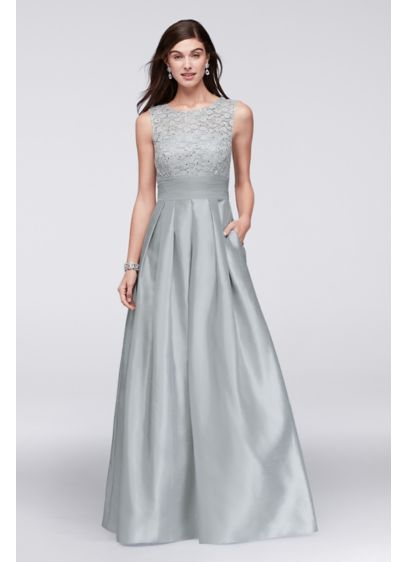 54cd2b4f3 Long Ballgown Tank Formal Dresses Dress - David's Bridal | D A N C E ...