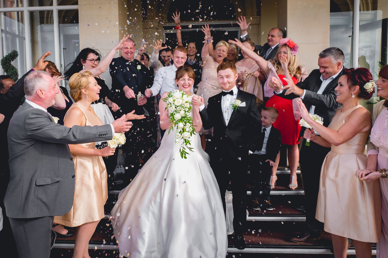 Blackpool Imperial Hotel confetti throw   Bridesmaid, Wedding ...