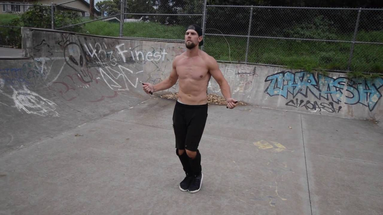 How to jump rope like a boxer rope jumping jump rope