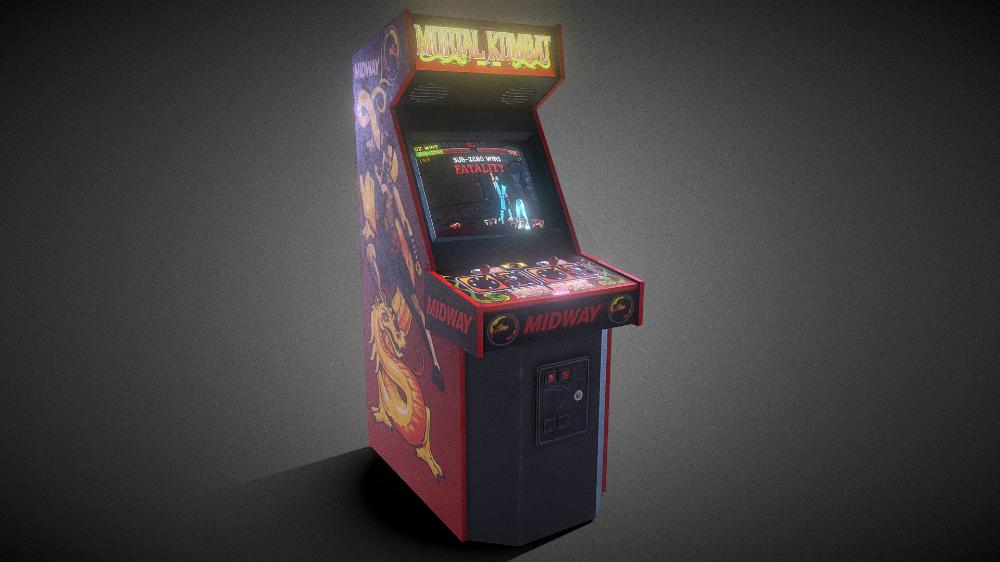 Mortal Kombat Arcade Machine Decals Google Search Mortal Kombat Arcade Barcade Arcade