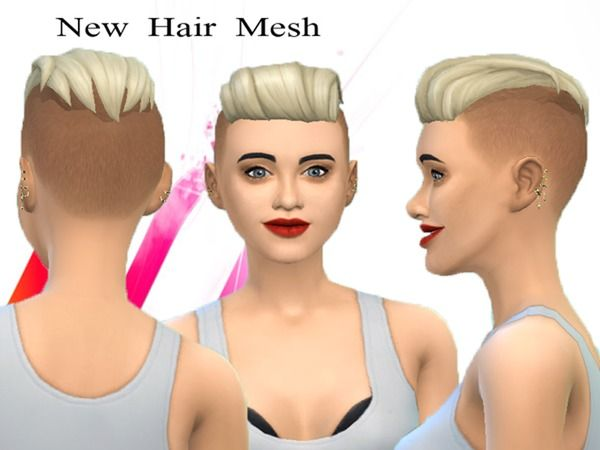 Awe Inspiring 17 Best Images About Sims 4 On Pinterest Ponytail Hairstyles Short Hairstyles For Black Women Fulllsitofus