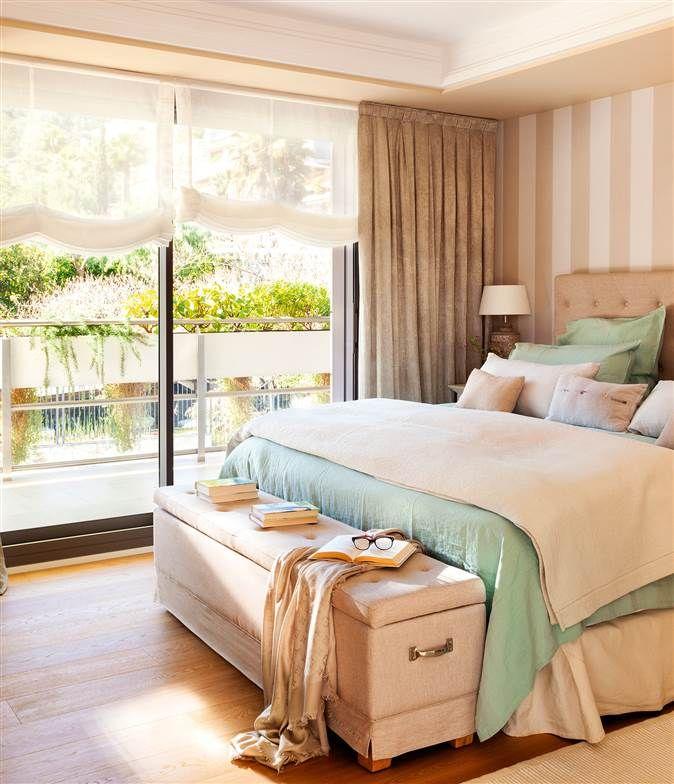 C mo eres c mo duermes as es tu colch n ideal decoraci n pinterest muebles - Decoracion de dormitorio principal ...