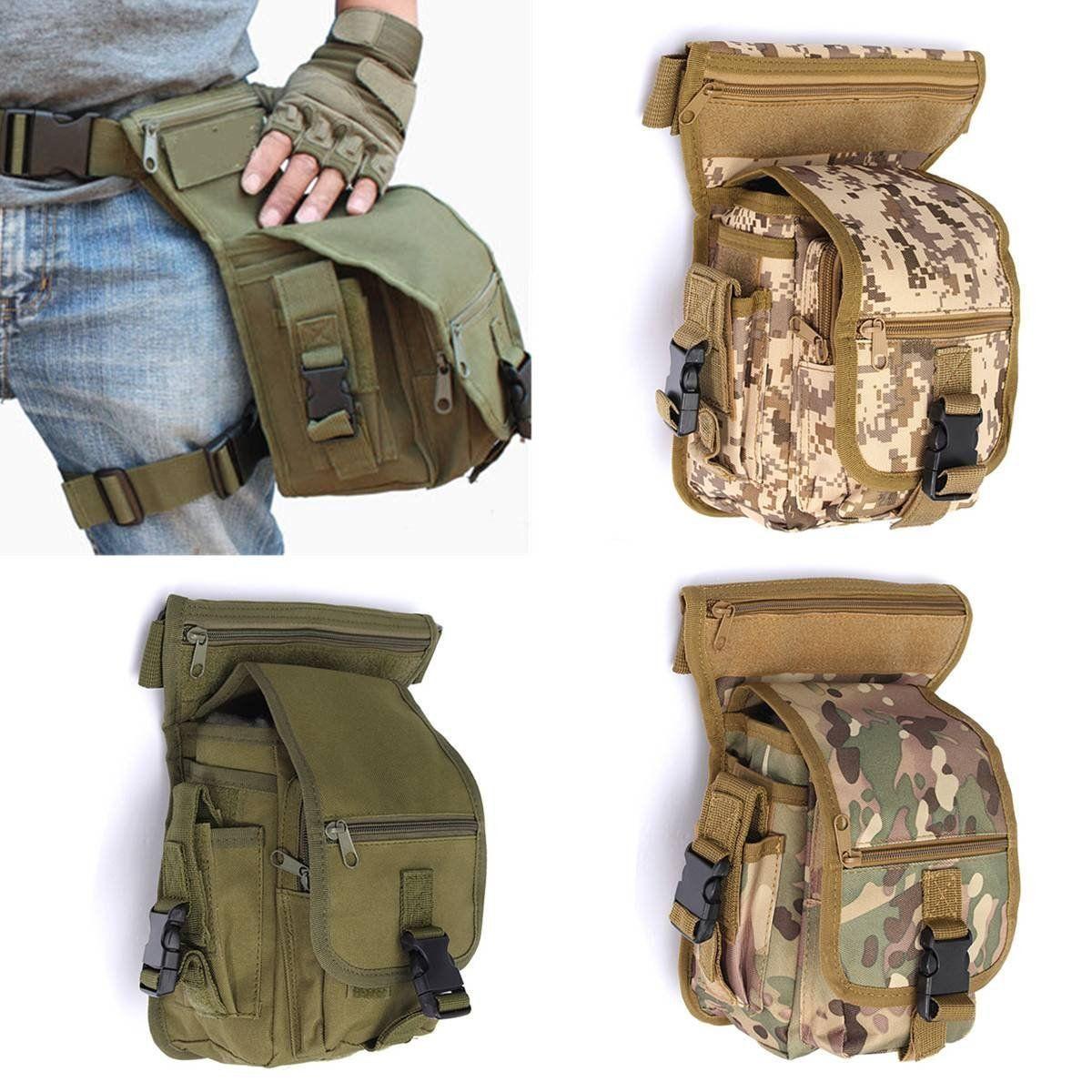 ELEGIANT Mode Hüfttasche Outdoor Reisen Sport Beinbeute Tasche ...