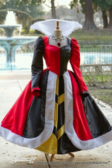 New Alice in Wonderland Bloody Mary Red Queen 1:1 Origin Cosplay Costume Cosplay