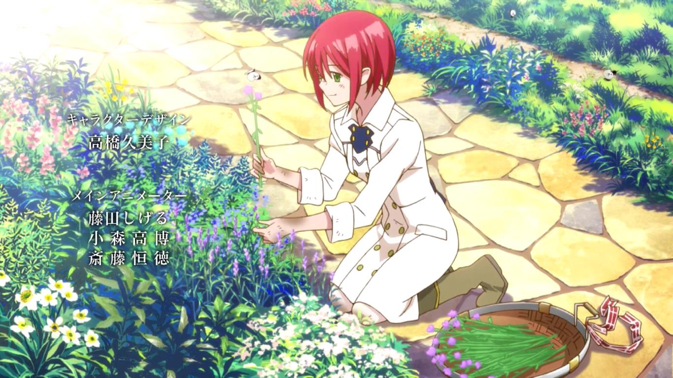 Shirayuki Snow White With The Red Hair Google Search Snow White With The Red Hair Anime Red Hair