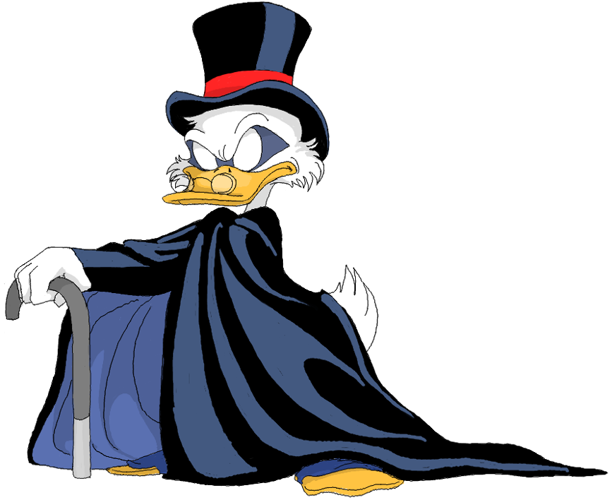 The Masked Topper Yes That Is Scrooge Mcduck S Other Superhero Disguise Old School Cartoons Scrooge Mcduck Disney Duck