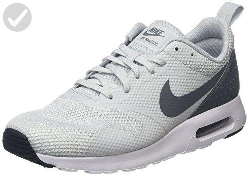 quality design 9e476 ee0e9 Nike Men s Air Max Tavas Pr Pltnm Cl Gry Black White Running Shoe 9.5 Men US  - Mens world ( Amazon Partner-Link)