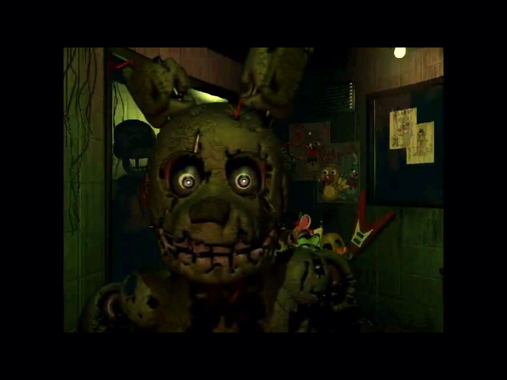 Guys The New Trailer For Five Nights At Freddy S 3 Is Out Its