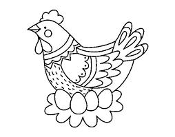Resultado De Imagen Para Dibujo Del Gallina Rooster Easter Crafts Animals
