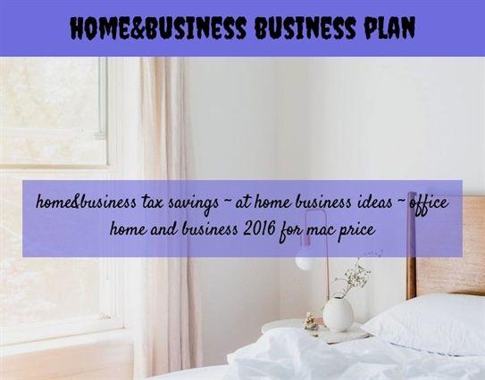 Home Business Business Plan 110 20180711122705 25 Home Essentials