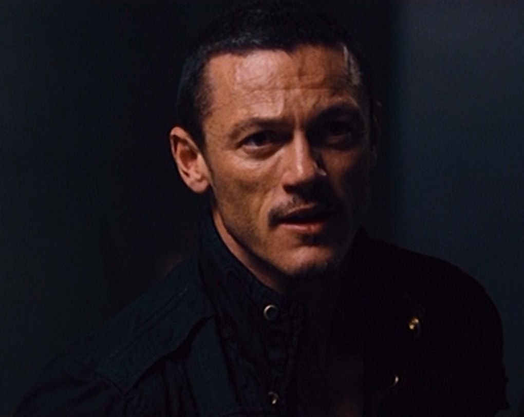Luke Evans Screencaptures: Your No. 1 Source • 083/100 movie stills of Owen Shaw (Luke Evans)...