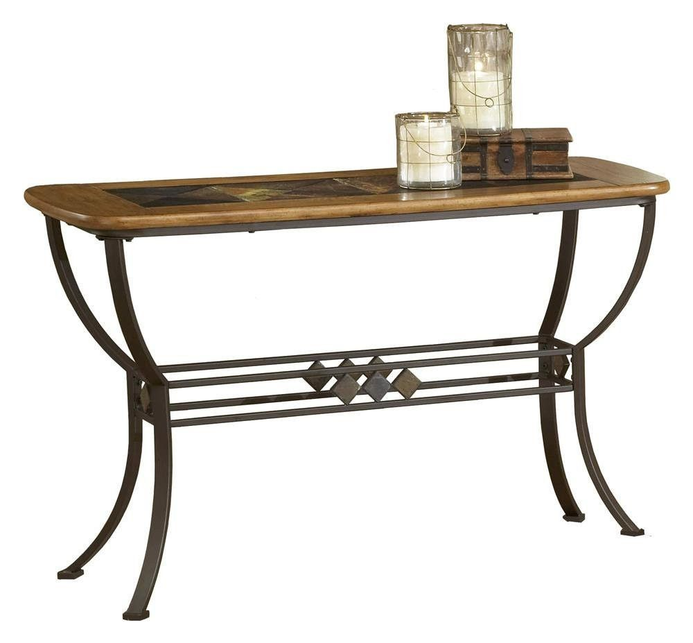 Hillsdale 4264-880 Lakeview Sofa Table - Base Frame with Legs