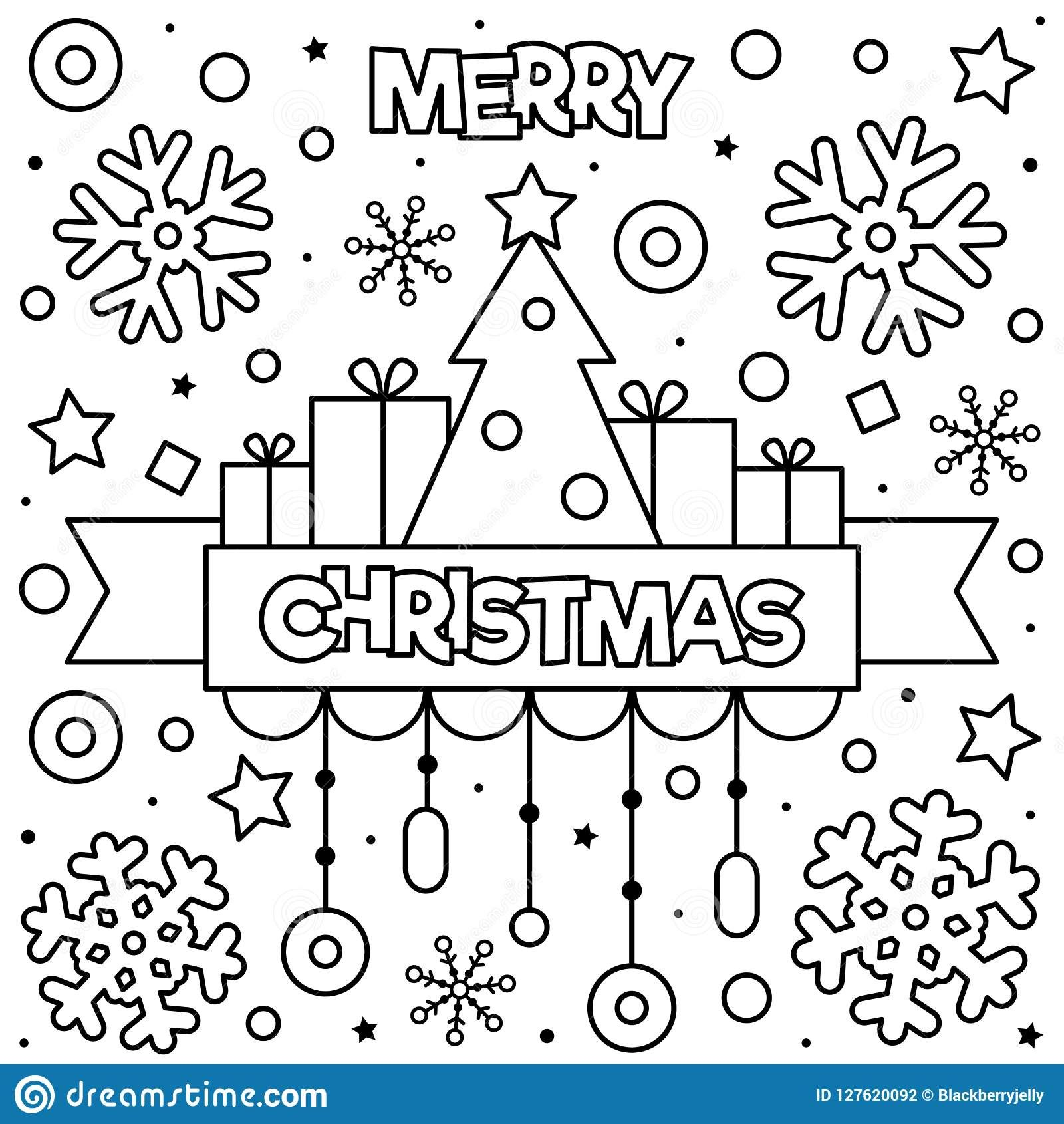 New Coloring Pages Merry Christmas For You With Images