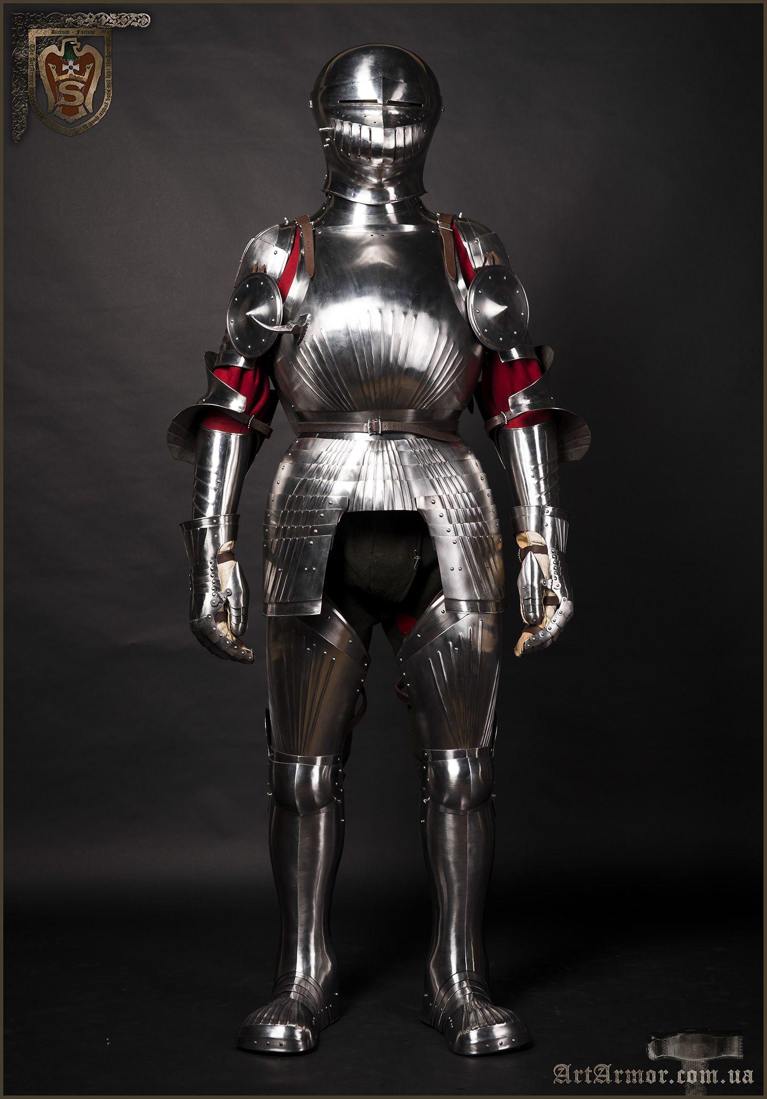 сам принцип как правильно одевать рыцарские доспехи фото тем мене