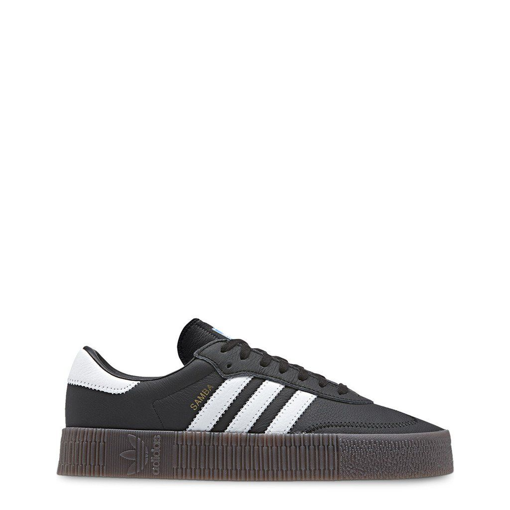 Adidas - Sambarose in 2020 | Leather sneakers women, Womens ...