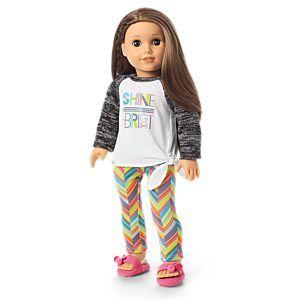 Joss Shine Bright PJs for 18-inch Dolls | American Girl