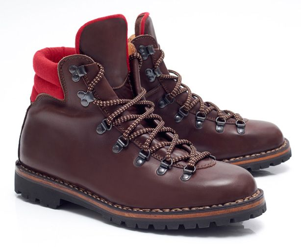 Ovadia sons take on the traditional hiking boot - Ecorces de pin leclerc ...