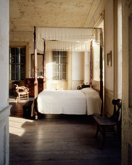 Eclectic Rustic Decor: Aiken-Rhett House, Charleston SC