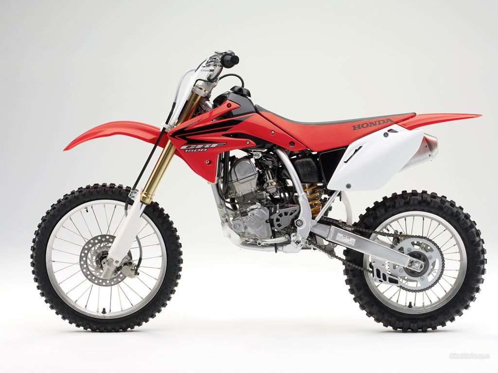Honda CRF150R Dirtbike just like mine (kinda mines a CRF 150F) but for  those who aren't familiar it looks the same pretty much. This is the racing  version, ...