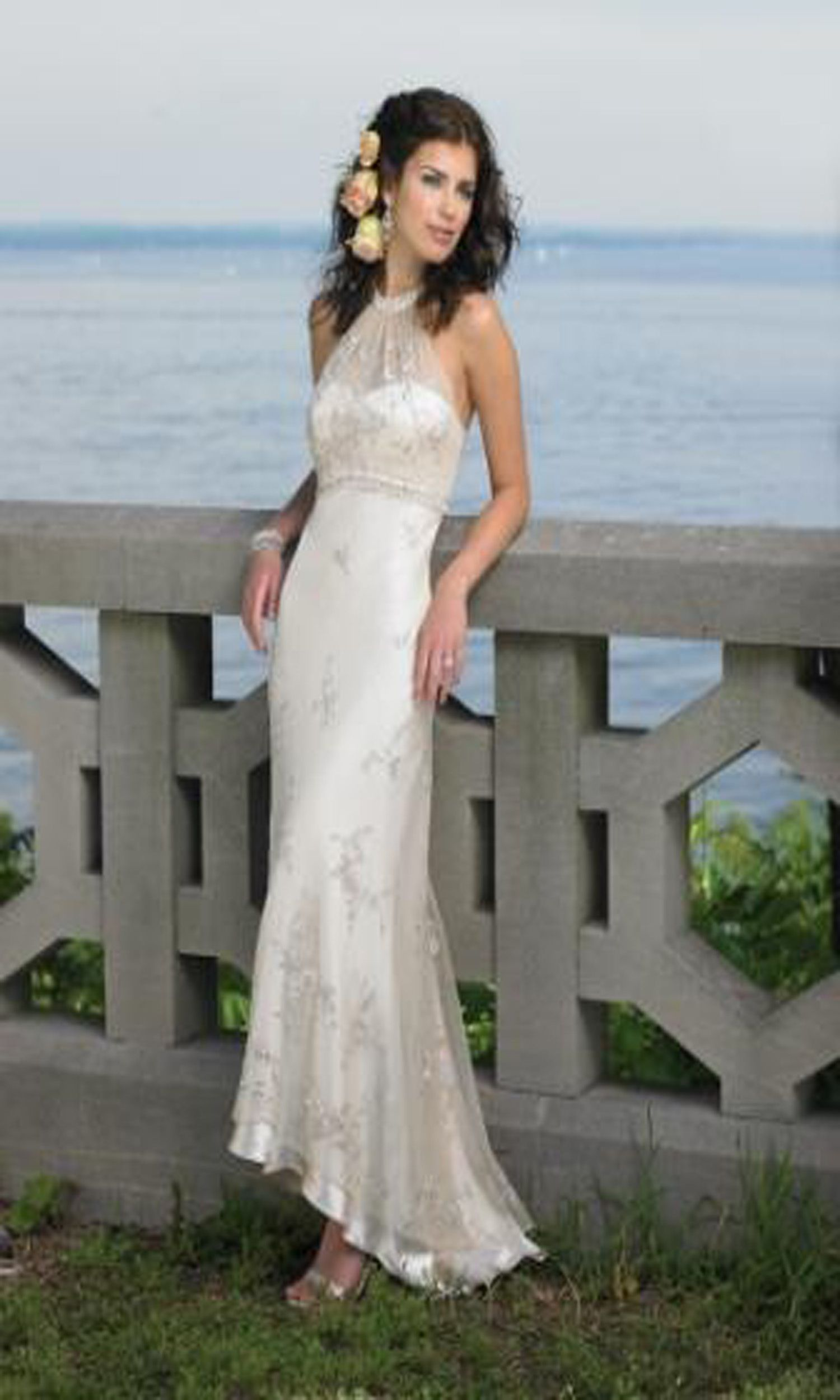 An Informal Affair To Remember Casual Wedding Dresses Wedd