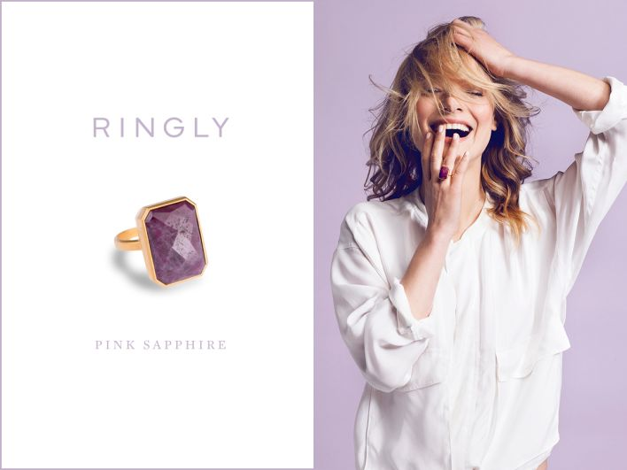 #Ringly: Beautiful #Wearable Tech For Women