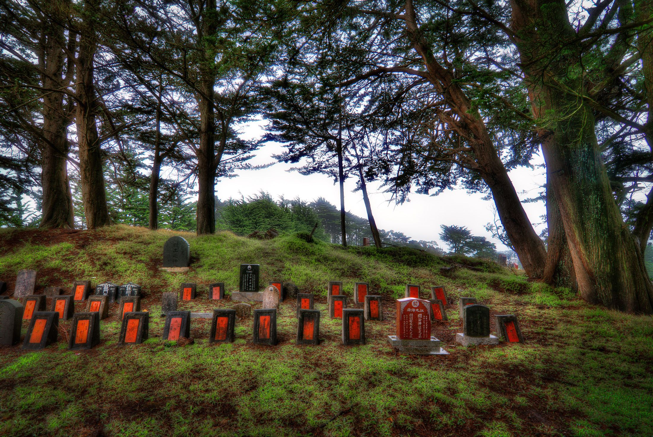 colma chinese cemetery - Google Search