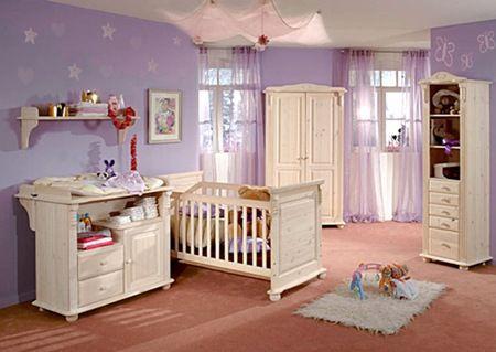 Decora el hogar: Modernos dormitorios de bebé | Hogar | Pinterest ...
