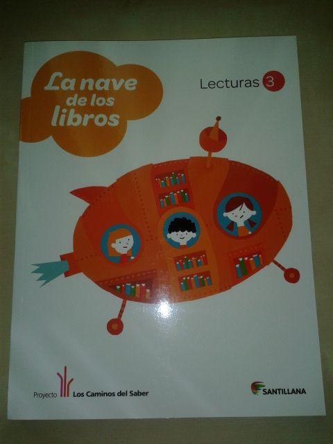 Libro para lecturas en grupo en el aula.