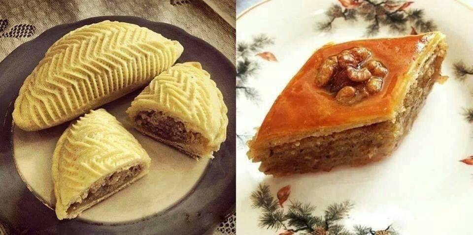 Sakarbura Pakhlava Desserts Dulce Food